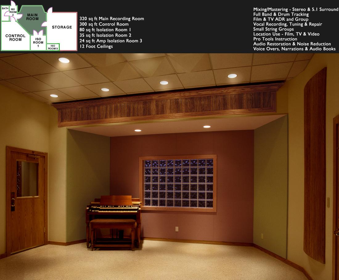 The Greene Room - Main Room