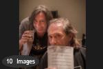 Allen Hinds & Vinnie Colaiuta